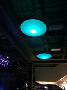 Ufo Lampe