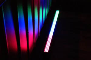 LED Bar 252 DMX RGB